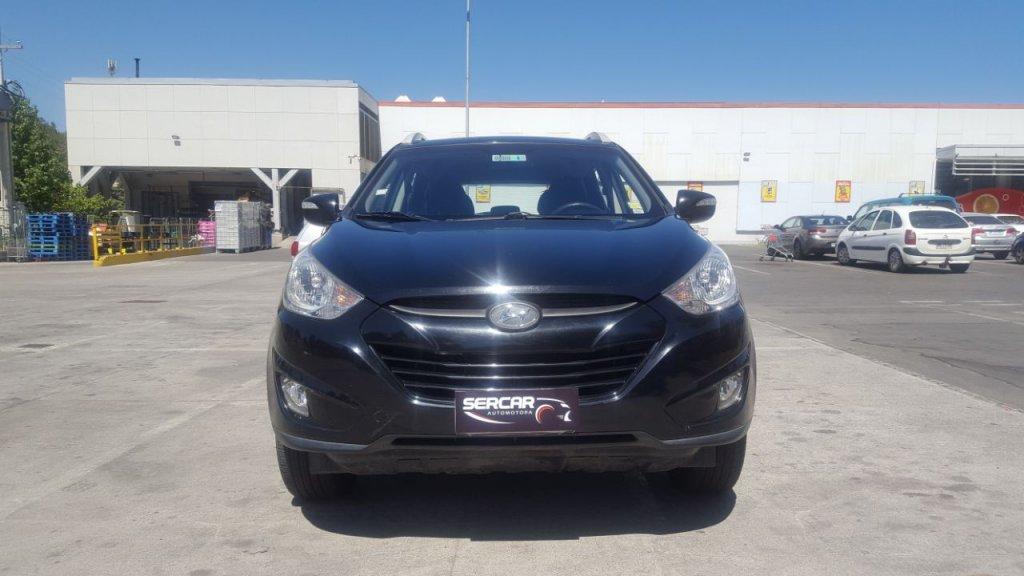 Camionetas Automotora SERCAR Hyundai Tucson 2011