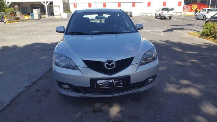 Autos Automotora SERCAR Mazda 3 2009