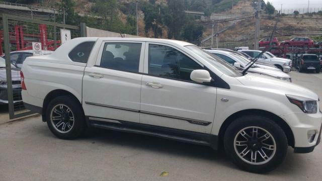 Camionetas Automotora RPM Ssangyong Actyon sport 2.0 diesel 2015