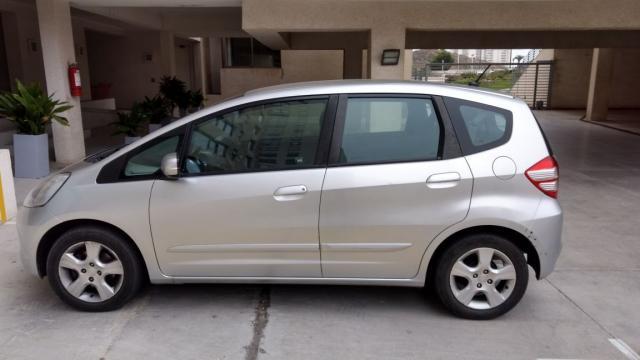 Autos Automotora RPM Honda Fit lx 1.3 aut 2011
