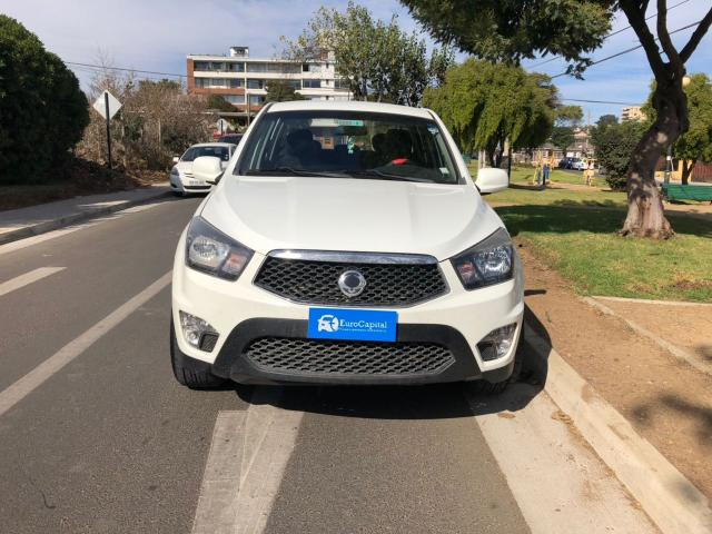 Ssangyong actyon sport 2.0 diesel