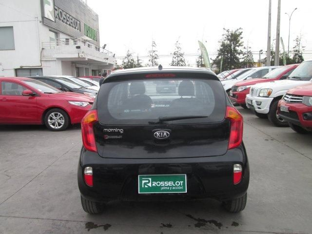 kia morning lx 1.0 5mt euro v - 1555
