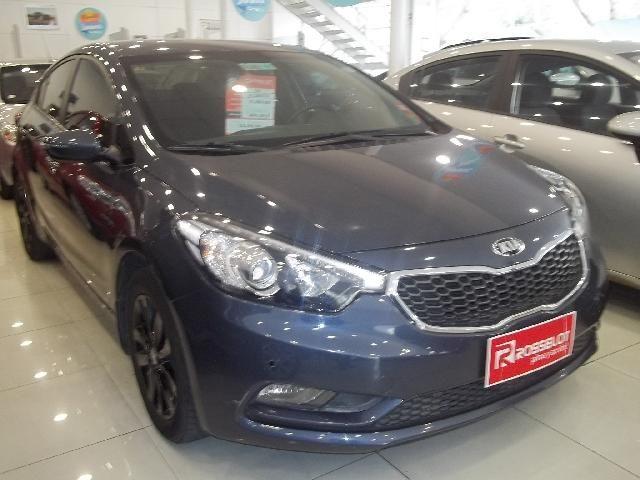 Autos Rosselot Kia New cerato ex 1.6l 6mt special pack - 1624  2015