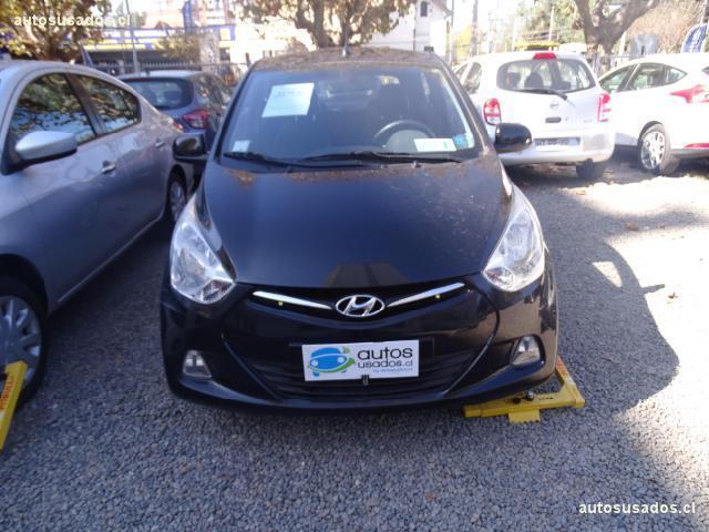 Autos Hernández Motores Hyundai Eon 2016