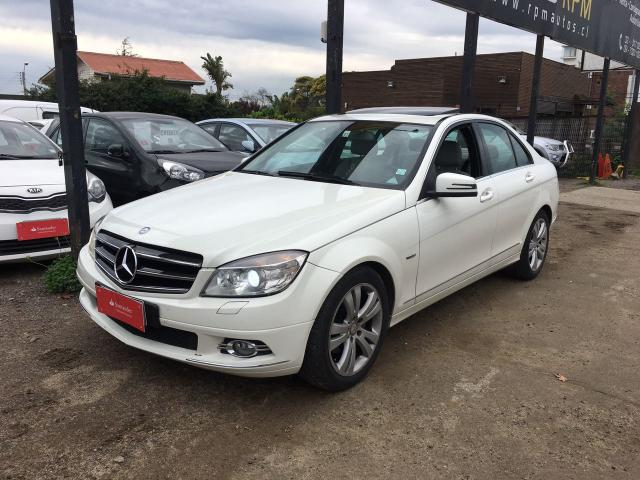 Mercedes-benz c200 1.8 cgi