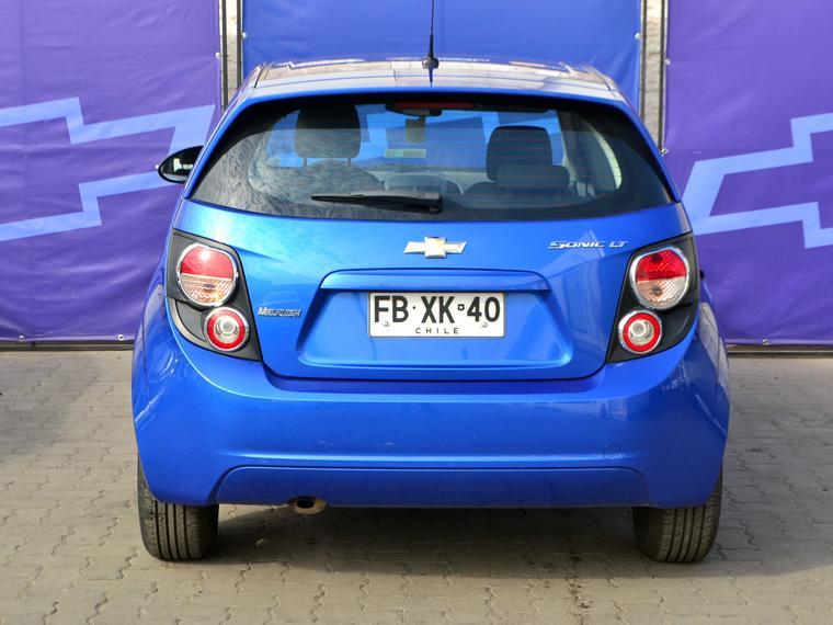 Autos Kovacs Chevrolet Sonic at 2013