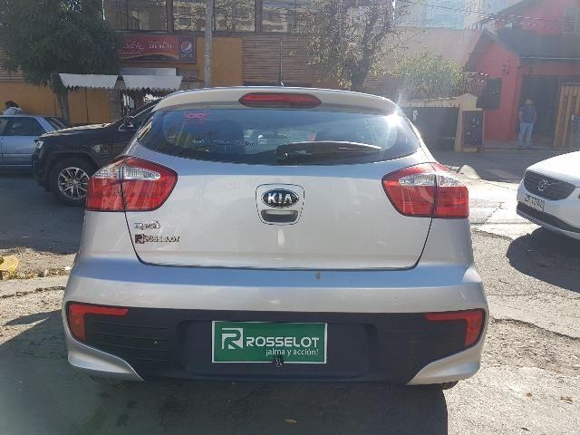 Autos Rosselot Kia Rio 5 ex 1.4l 6mt ac dab - 1582 2016