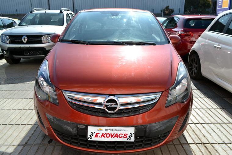 Autos Kovacs Opel Corsa enjoy 1.4 2014