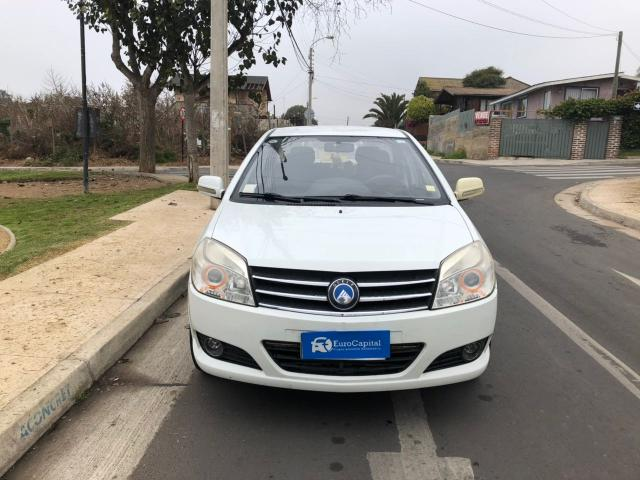 Autos Automotora RPM Geely New mk 1.5 2014