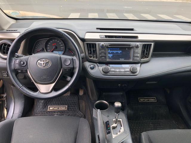 Toyota rav4 2.5 lujo aut 4x4