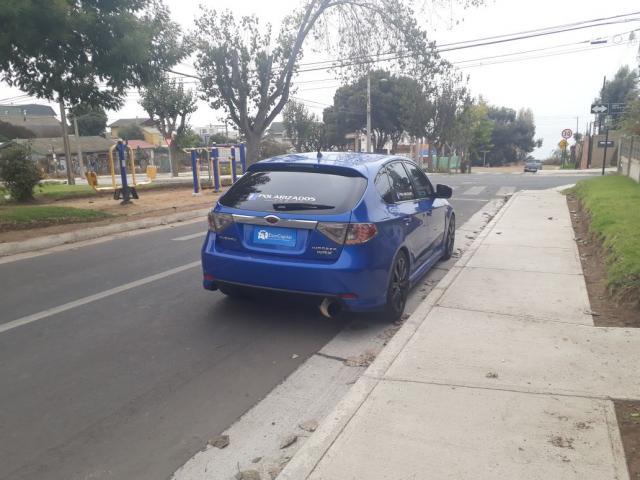 Autos Automotora RPM Subaru New impreza 2.5 5d wrx awd 2008