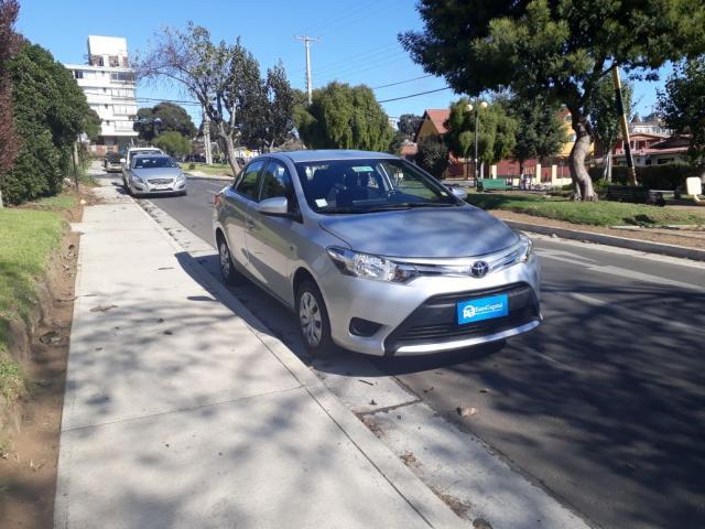 Autos Automotora RPM Toyota Yaris 1.5 xli 2014