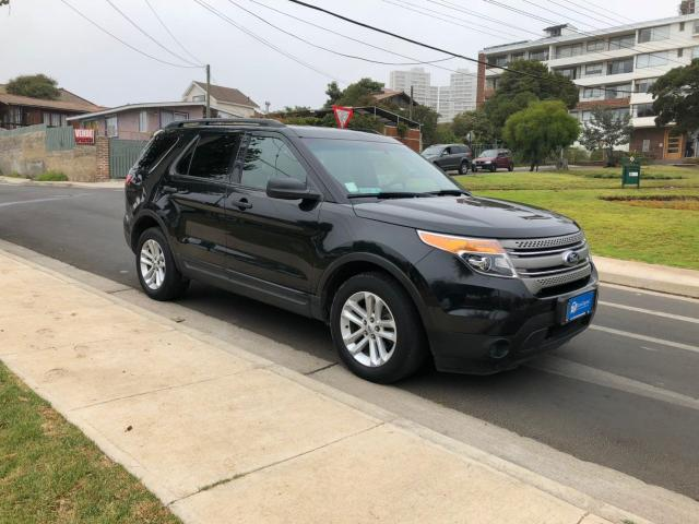Ford explorer 2.0 ecoboost