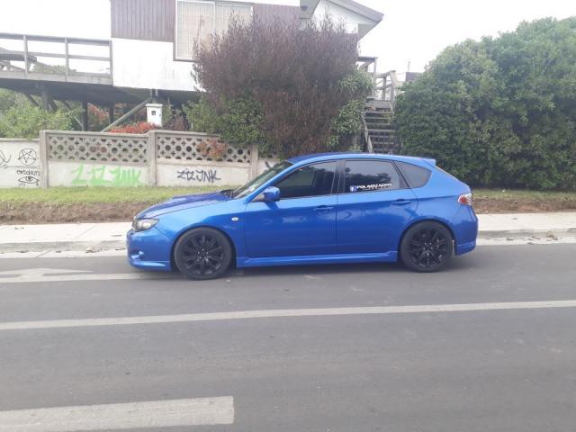 Subaru new impreza 2.5 5d wrx awd