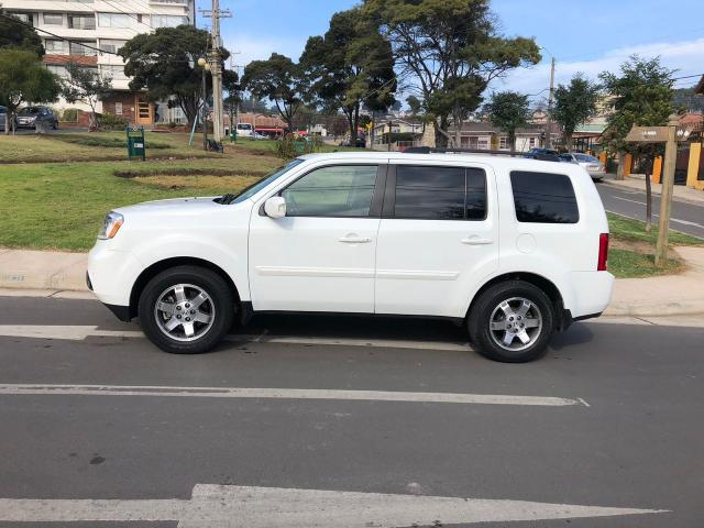 Honda pilot 3.5 ex-l at 4x4