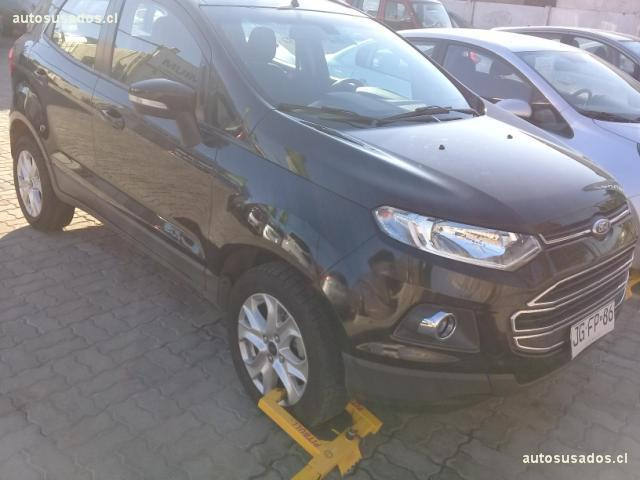 Autos Hernández Motores Ford New ecosport titanium 2017