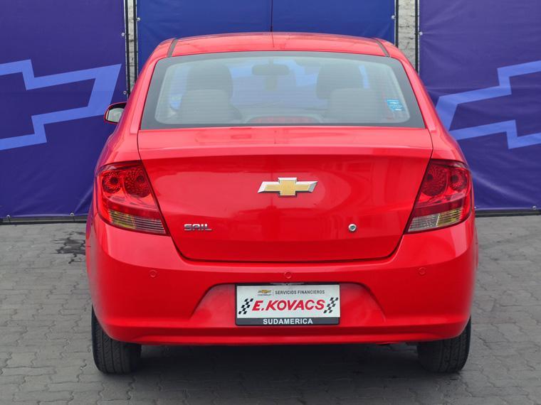 Autos Kovacs Chevrolet Sail ii lt 2013