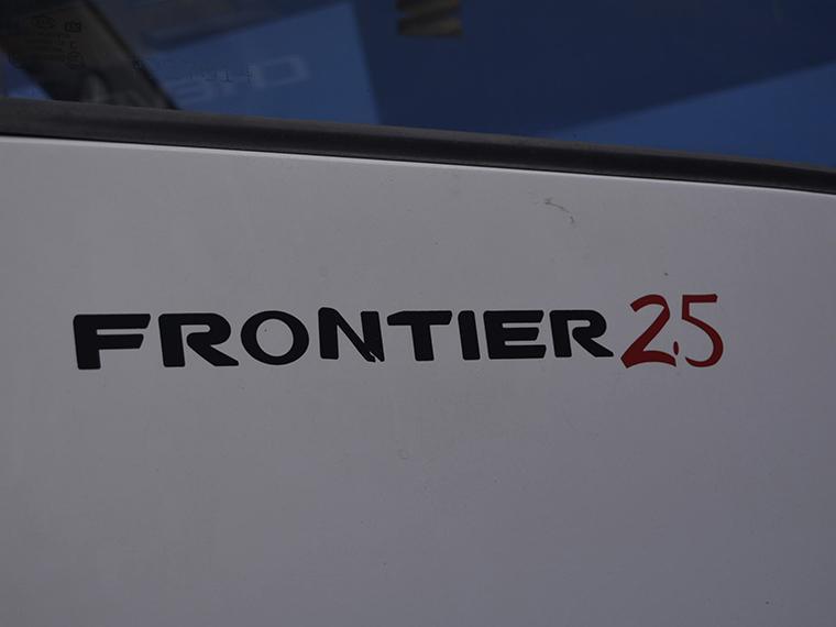 kia motors frontier .