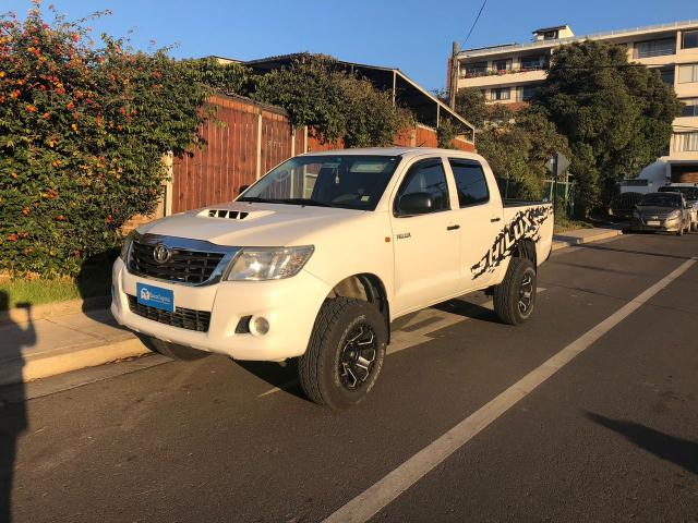 Toyota hilux 2.5 4wd