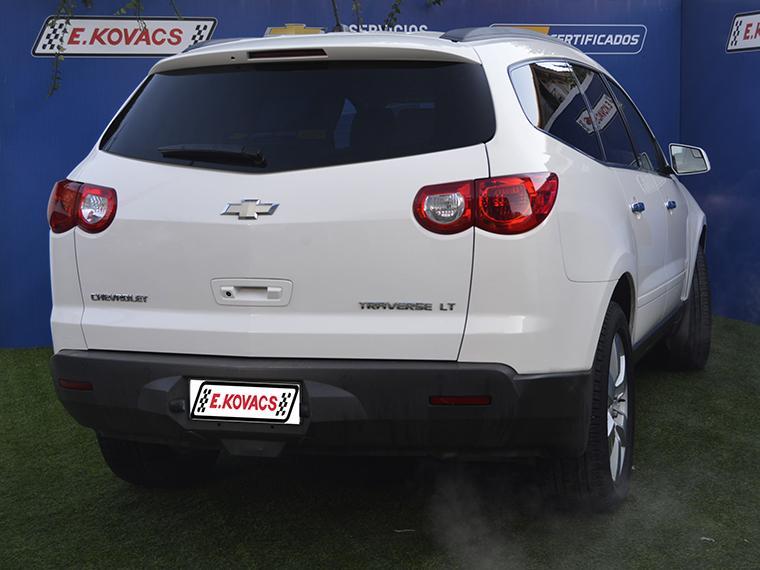Camionetas Kovacs Chevrolet Traverse lt 2011