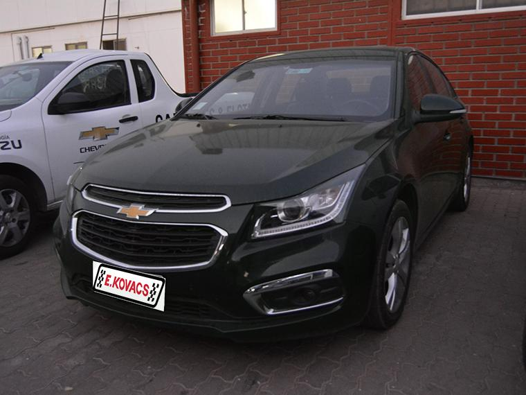 Autos Kovacs Chevrolet Cruze ls 2016
