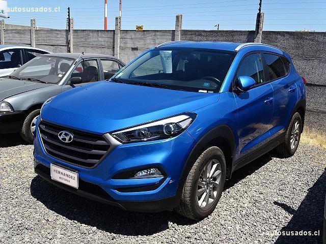 Camionetas Hernández Motores Hyundai Tucson 2017