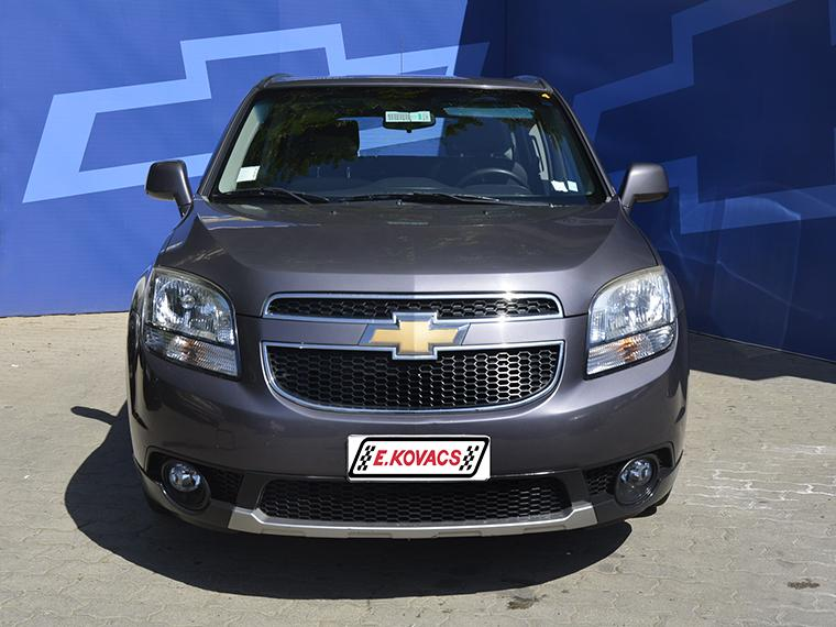 Camionetas Kovacs Chevrolet Orlando ls 2012