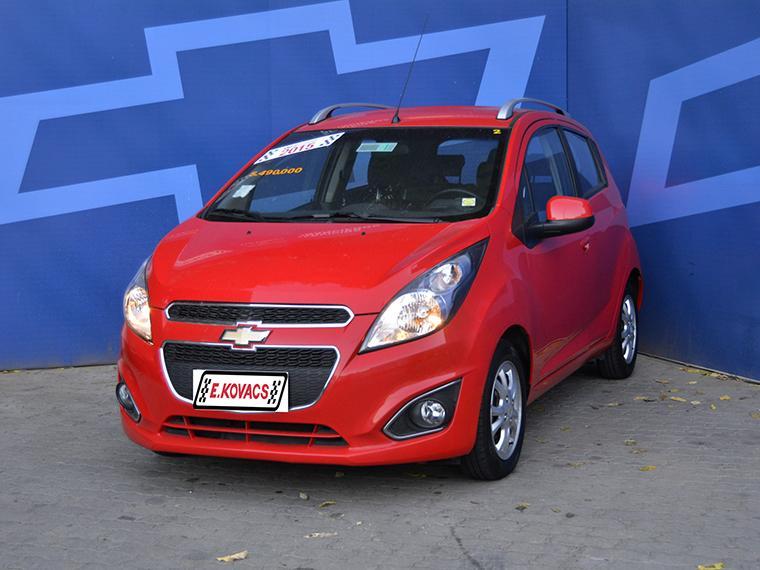 Autos Kovacs Chevrolet Spark gt lt 2015