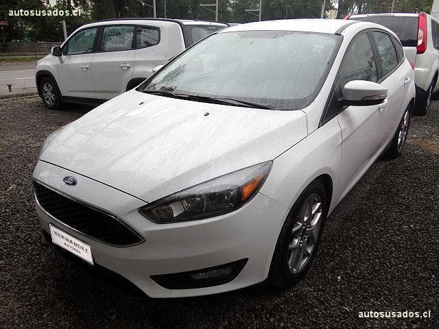 Autos Hernández Motores Ford Focus 2016