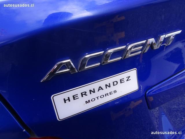 Autos Hernández Motores Hyundai Accent 2014