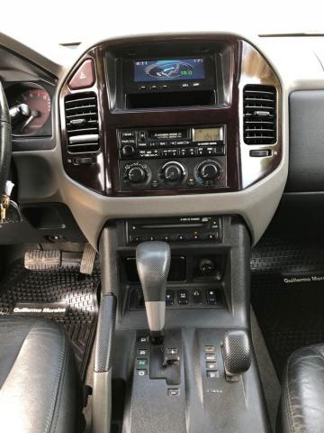 Mitsubishi montero 3.5 at