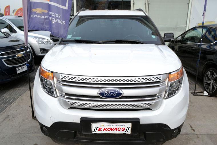 Camionetas Kovacs Ford Explorer xlt 3.5 4x2 2015