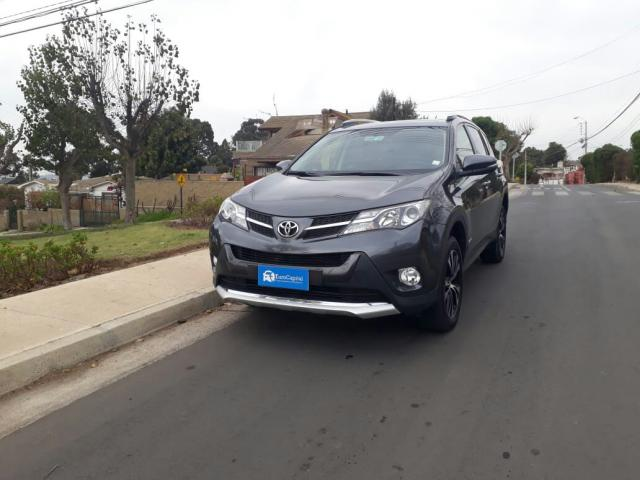 Camionetas Automotora RPM Toyota Rav 2.5 limited at 4wd 2015