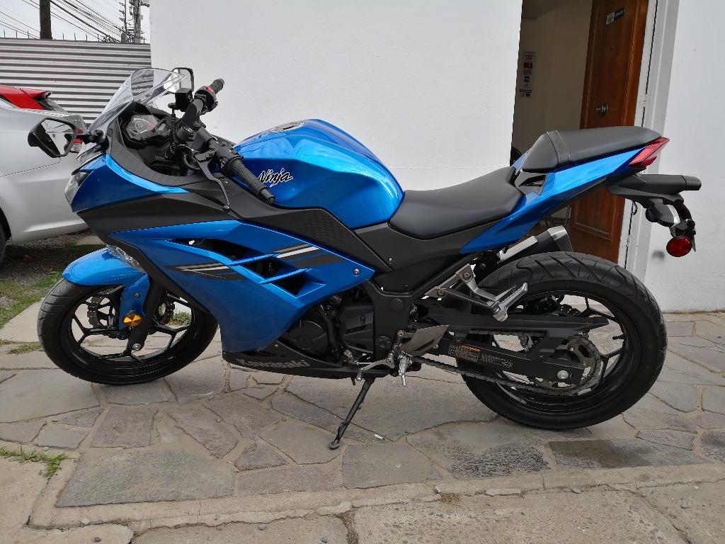 Motos Automotora SERCAR Kawasaki Ninja 250 2018