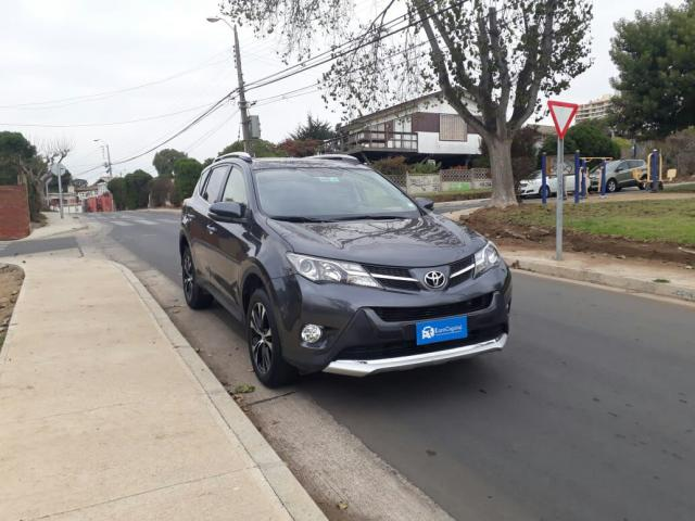 Toyota rav 2.5 limited at 4wd