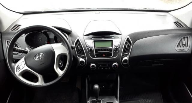 Hyundai tucson gl 2.0 at