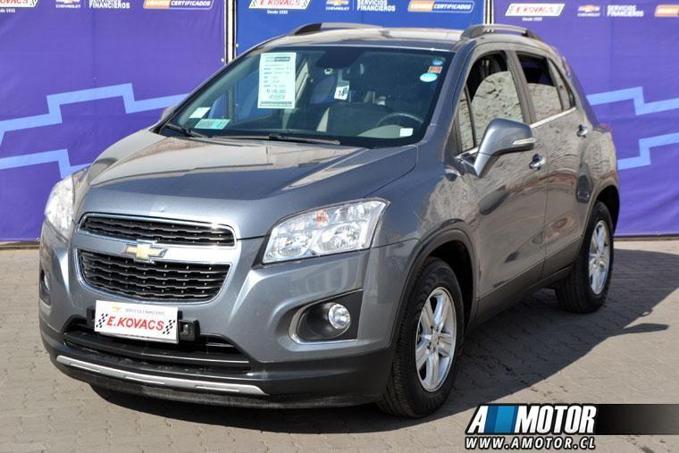 Camionetas Kovacs Chevrolet Tracker 1.8 2015