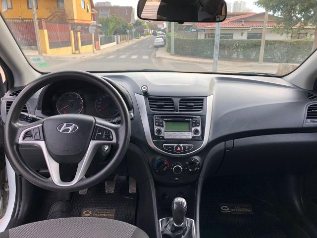 Hyundai accent rb gl 1.6 crdi