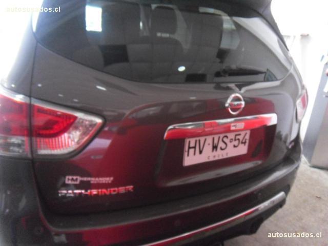 Camionetas Hernández Motores Nissan Pathfinder 2016