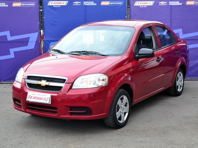 Autos Kovacs Chevrolet Aveo ls 2015