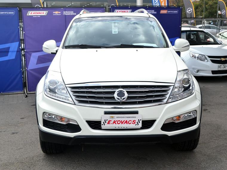 Camionetas Kovacs Ssangyong Rexton 2.0 4x4 rx200 2016