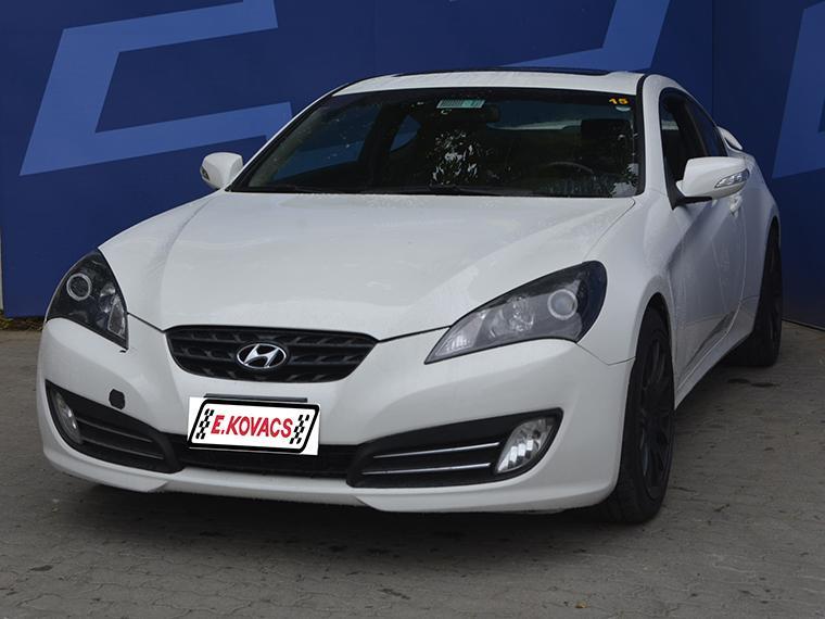 Autos Kovacs Hyundai Genesis coupe 2011