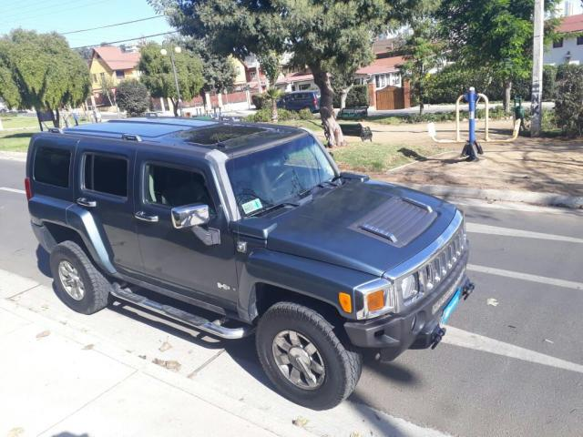 Hummer h3 4x4 automatico full