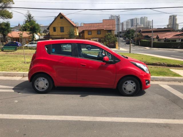 Chevrolet spark gt 1.2 lt