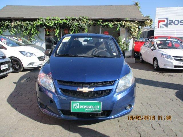 Autos Rosselot Chevrolet Sail ii 1.4  2014