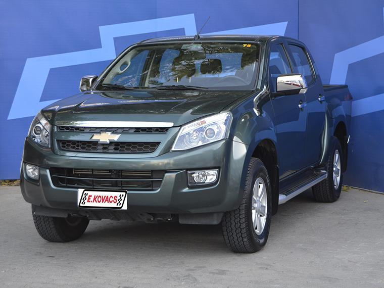Camionetas Kovacs Chevrolet D-max ii 2018