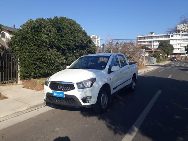Ssangyong actyon sports 2.0d