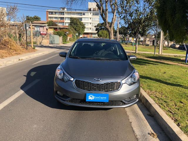 Autos Automotora RPM Kia Cerato sx 1.6 full 2016