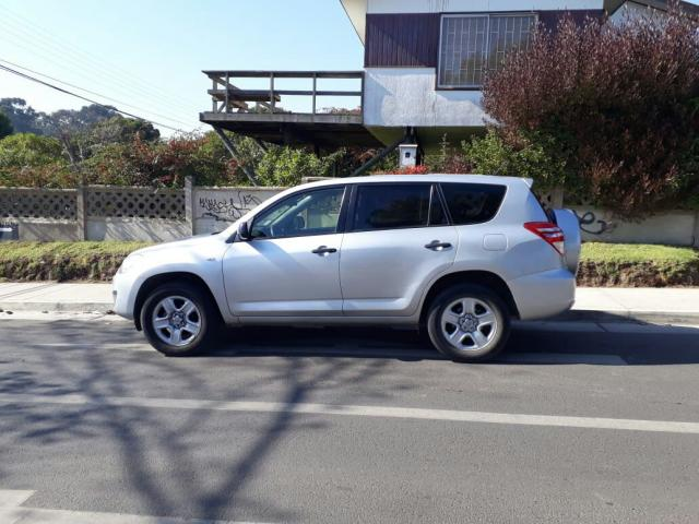 Toyota rav4 2.4 limited aut