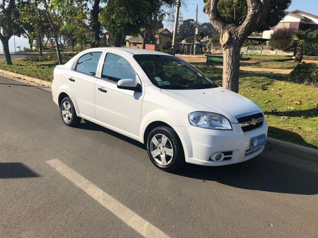 Autos Automotora RPM Chevrolet Aveo 1.4 lt full 2012